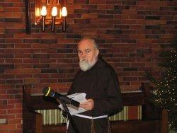 O. Gabriel Bartoszewski OFMCap - Promotor Sprawiedliwości